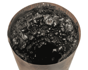 Clogged Chimney Pipe